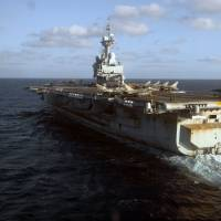 'French Pentagon' announces deployment of carrier in fight against Islamic State