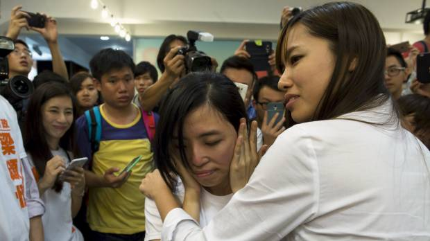 'Umbrella soldiers' take seats in Hong Kong elections but pro-Beijing candidates dominate