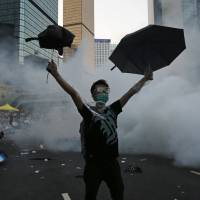 'Umbrella soldiers' vie for seats in Hong Kong's first electoral test since mass protests