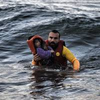 Daily drownings off Greece prompt Amnesty to hit EU 'inertia' on migrant plight