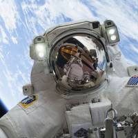 400 km up, International Space Station marks 15 years of residency