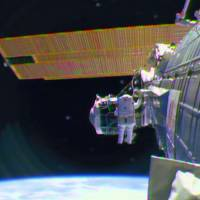 ISS power system degraded by short circuit; spare part coming in '16 if SpaceX can launch