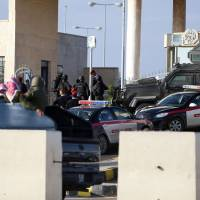 Jordan policeman guns down five, including two Americans, at Amman training center