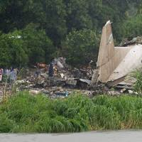 Overloading suspected as aging cargo plane crashes near Juba; 36 confirmed dead