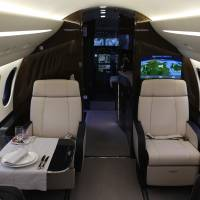 Market for luxury jets seen slipping for first time since 2009