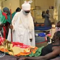 Eight fleeing Boko Haram in swelling, besieged Maiduguri die as girl among them blows herself up