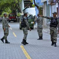 Maldives leader boosts crackdown on dissent, declares emergency ahead of rally