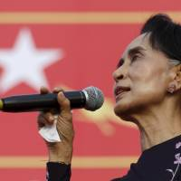 Myanmar's historic poll seen as a moment of destiny for Suu Kyi