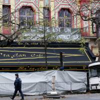 Video footage of car occupant indicates apparent ninth Paris attacker: police