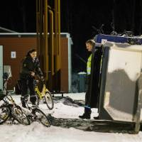Norway questions Russia's intent as Arctic migrant route grows