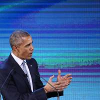 Obama enlists unlikely ally to safeguard climate deal