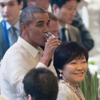 Obama's four-summit trip did not always go according to script