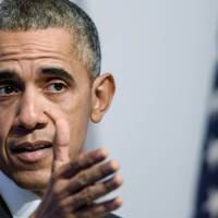 Obama nixes ground war against Islamic State, vows intel boost to France, hits GOP refugee snub