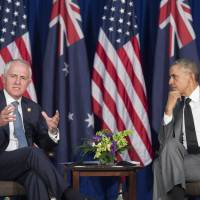 Turnbull wants intelligence sharing with Southeast Asia ramped up