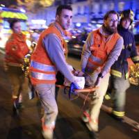 Stories of horror, panic, heroism in the Bataclan