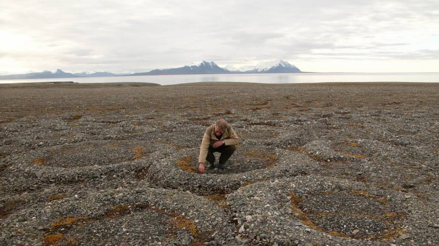 Permafrost: hiding a climate time bomb?
