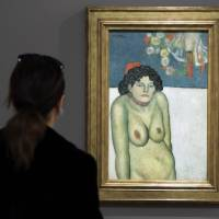 Picasso nude fetches over $67 million at former Sotheby's owner sale