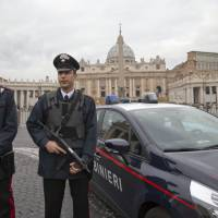 Bodyguard does extra on-site check but pope's visit to strife-torn CAR still on track