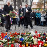 Prague is jihadis' 'safe bet' gateway to France, says Czech prime minister