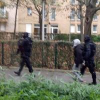 France carries out raids, names more potential attackers