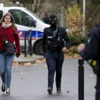 France-born woman who blew herself up in Paris raid drank, was under drug surveillance