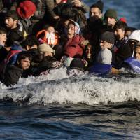 Greece set to begin EU refugee relocation plan with planeload bound for Luxembourg