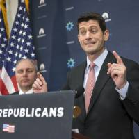 Ryan, fellow Republicans demand 'pause' in Syrian refugee entry, prepare House vote