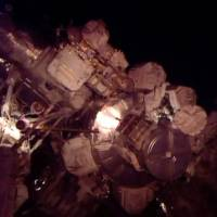 It's Spacewalk No. 2 for NASA's 1-year spaceman