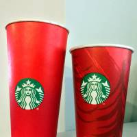 Starbucks pushes Christmas brew, dismisses design flap as storm in a coffee cup