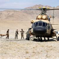 Taliban capture 15 soldiers after Afghanistan chopper crashes, fight off rescue attempt