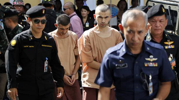 Thailand indicts two 'Uighurs' over deadly Bangkok shrine bombing
