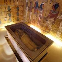 Experts are optimistic Tut's tomb may conceal Egypt's lost queen; new evidence going to Japan for analysis