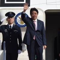 Obama, Abe to hold talks next week in Manila