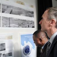 Permanent A-bomb exhibit opens at U.N. office in Vienna
