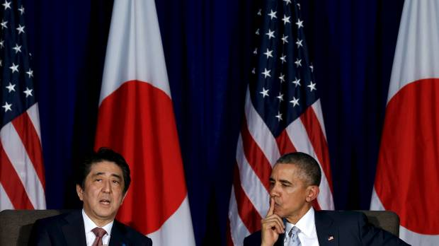 South China Sea feud puts Japan's U.S. alliance, Asian partnerships under spotlight