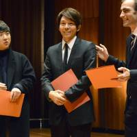 Hyogo composer wins first place in Geneva music contest