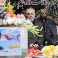 Iran energy chief tells NHK it is shutting down nuclear centrifuges