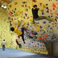 Miyakejima boasts rock-climbing charms in bid to rebuild from 2000 eruption