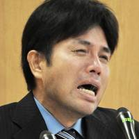 Hyogo assembly member who suffered news conference breakdown doesn't show up for fraud trial