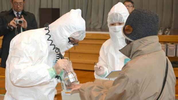 Thousands take part in nuclear disaster drill near Genkai plant in Kyushu
