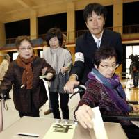 Osaka heads to polls in double election with national significance