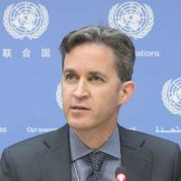 Tokyo cancels U.N. freedom of expression expert's visit; supporters cite secrecy law scrutiny