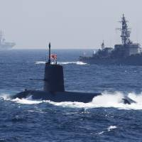 In the deep end: Japan pitches its submarines to Australia