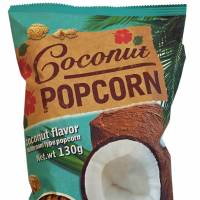 Coconut Popcorn is deliciously bad for you