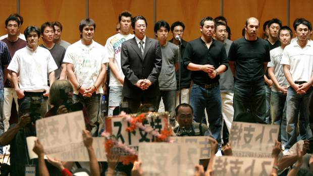 Lessons in Japan's labor laws from striking NPB baseball stars and English teachers