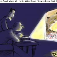 What a Russian 'win' in Syria would look like