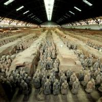 The 'Great Terracotta Army' marches on Japan