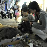 Medecins du Monde brings health care to Tohoku, Tokyo and the world