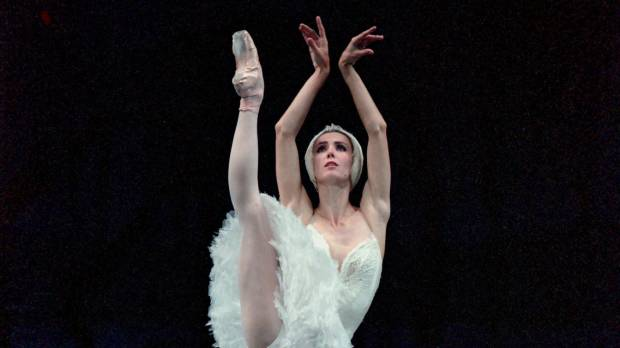 Guillem bids adieu to her life of dance