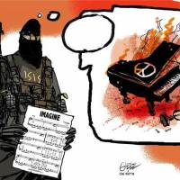 Islamic State is an existential threat to the West